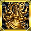 金の任侠明王の画像