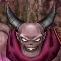 魔王ウルノーガの仮アイコン