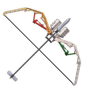 ヤシオリの弓の画像