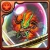 灼林の魔獄獣・マンティコアの希石の画像