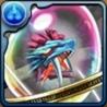 ブラストオーロラドラゴンの希石の画像