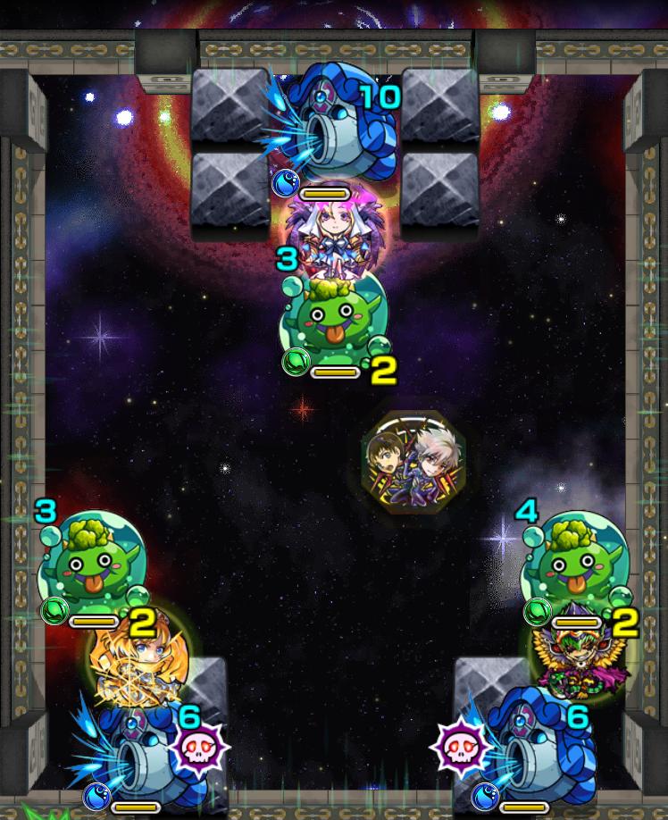 覇者の塔35階の第3ステージの画像