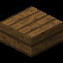 木材のハーフブロック画像