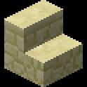 砂岩の階段画像