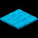 空色のカーペット画像