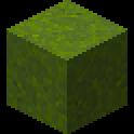 緑色のコンクリートパウダー画像