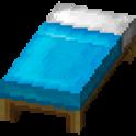 空色のベッド画像