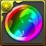 イベントメダル【虹】の画像