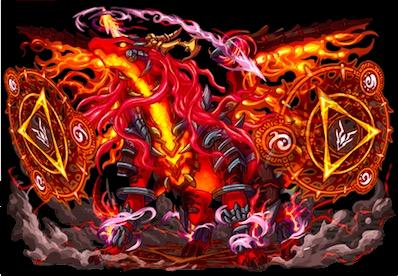 神焱龍王アンセムの画像