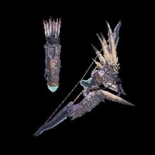 "Empress Arrow ""Ruin"" Bow Image"