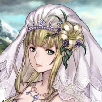 花嫁アリーシャの画像