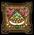 妖魔軍王ブギーの紋章・盾