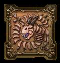 邪竜ウルナーガの紋章・頭