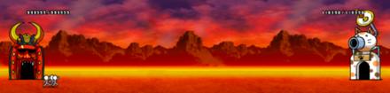 逆襲のカバちゃん 超メタル降臨のステージ画像