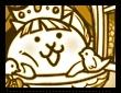 窓辺の姫君ネコの画像
