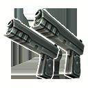 双銃・残心の画像