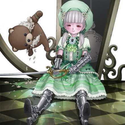 破滅の人形の画像