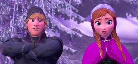 アナとクリストフ