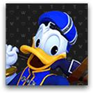 Kingdom Hearts 3's Donald Duck