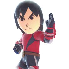 Miiファイター(格闘)の画像