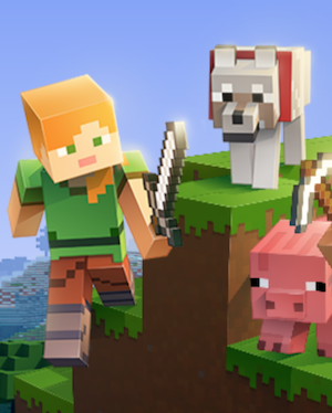 Minecraft(マインクラフト)の画像