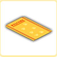 ウェルカムカーペットの画像