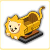 金ピカライオンの画像