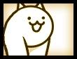 ちび美脚ネコの画像