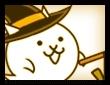 ねこランタンの画像