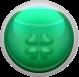 緑色カプセル