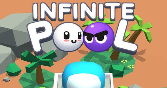 【週末レビュー】ビリヤード風にボールを落として帽子を集めていくスリングショットゲーム『Infinite Pool 』
