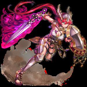 [復讐の魔剣士]エレクトラの画像