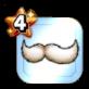 [ロウの髭