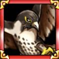 遊撃する守護鳥 フウマの画像