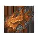 赤銅の結晶の画像