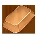赤銅の極結晶の画像
