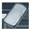 銀白の極結晶の画像