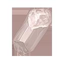 ライトミックの結晶塊の画像