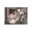 ライトミックの結晶片の画像
