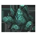 グラフェンの隕結晶の画像