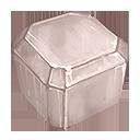 ライトミックの極結晶の画像