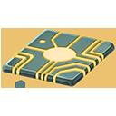 高密度集積回路[防御UP]の画像