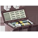 作業道具箱の画像