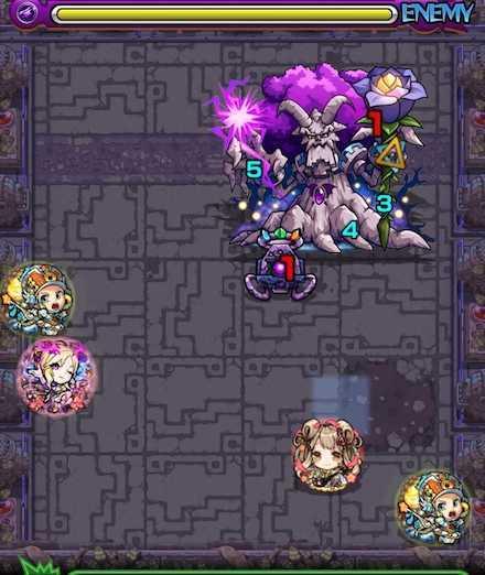 常闇の神殿 修羅場2乱入ステージ