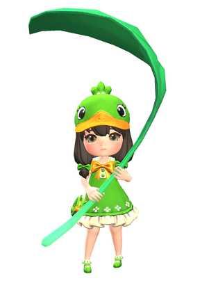 森の妖精ピヨ姫のアイコン