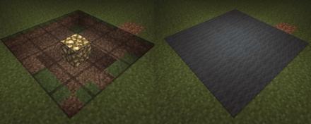 カーペット光源比較