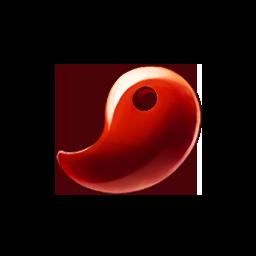 真紅の匂玉の画像