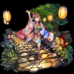 納涼・織姫の画像
