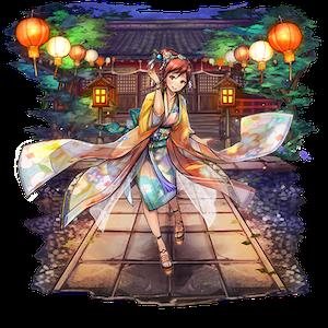 [彦星のかんざし]織姫の画像