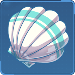 貝殻の画像